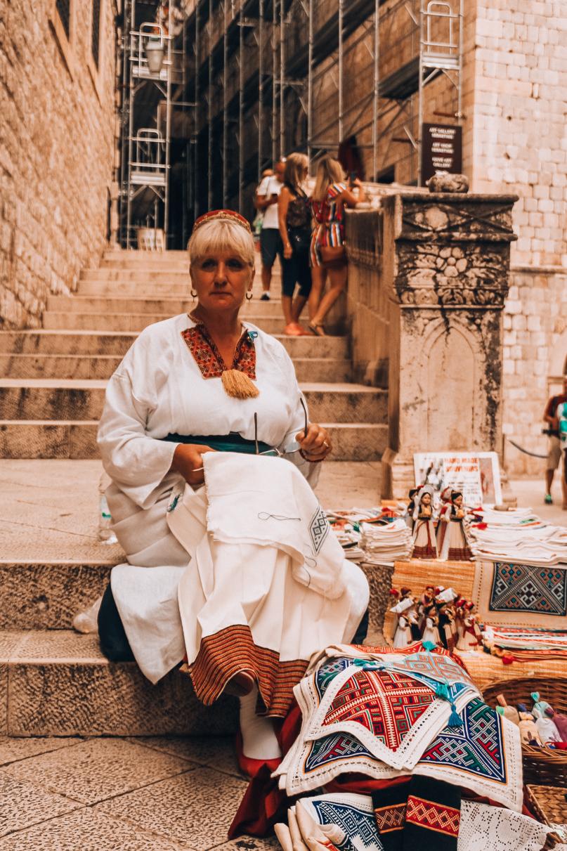 Model Hooker Dubrovnik