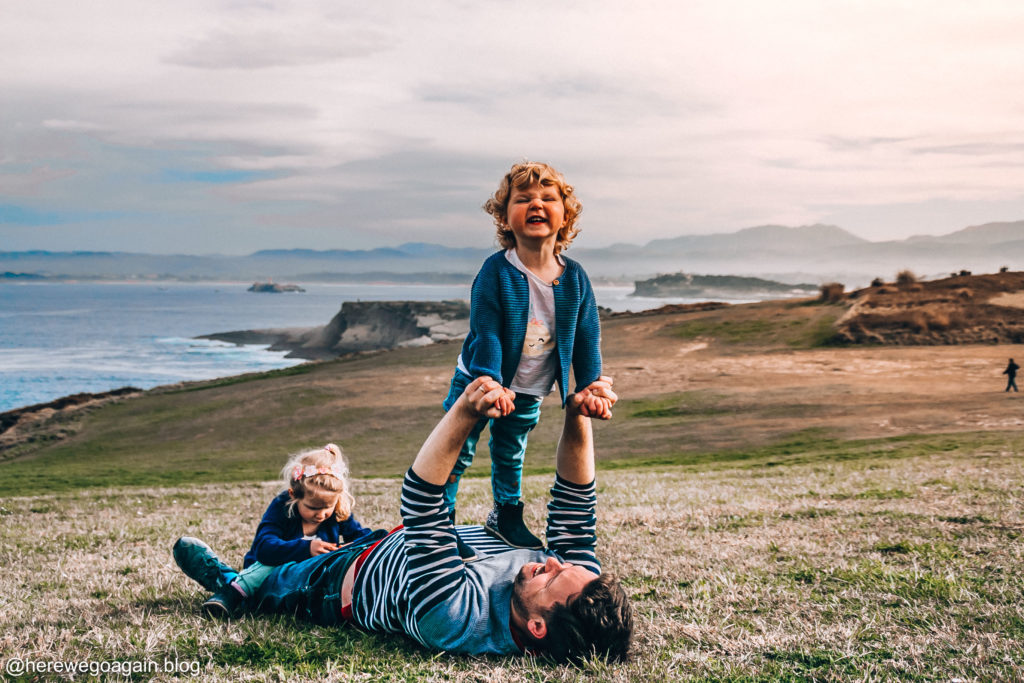 Santander with kids