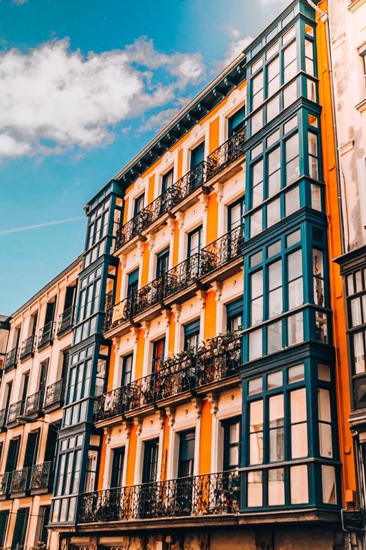 Casco Viejo Bilbao