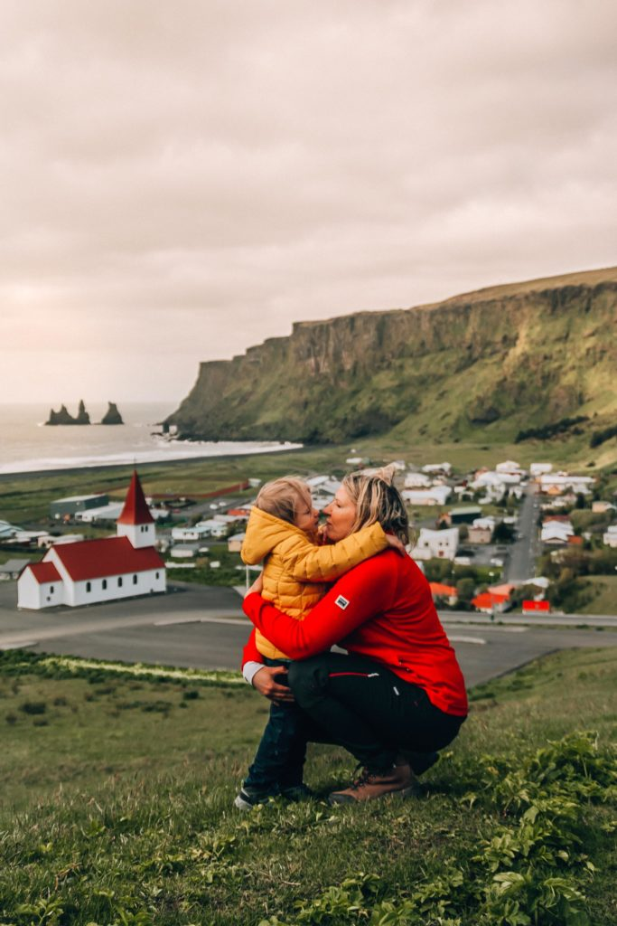 South Iceland with kids