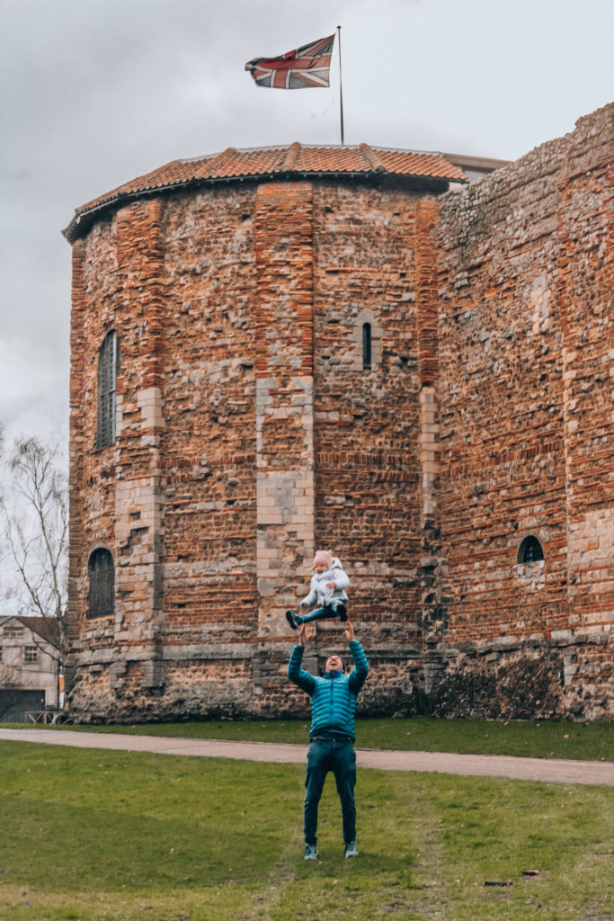 essex, colchester castle, travel with kids