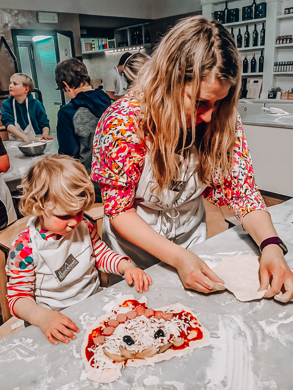 Pizza Classes Florence