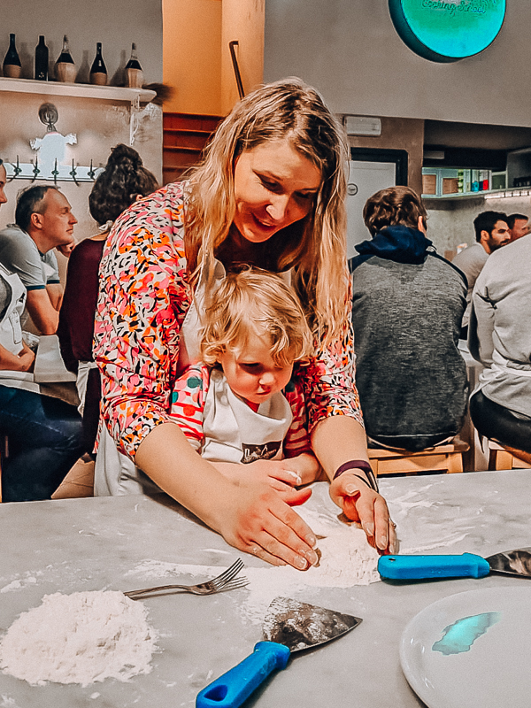 Pizza and Gelato classes Florence