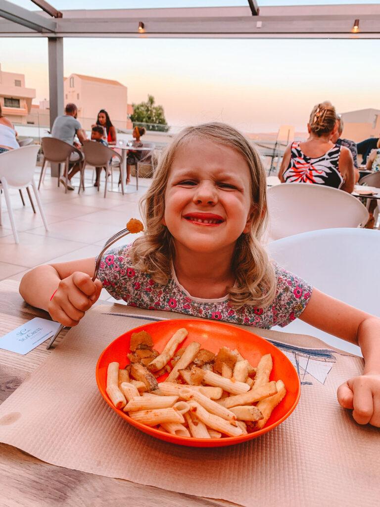 Kiani Beach Resort with kids